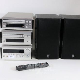 Micro HiFi-Stereoanlage YAMAHA: