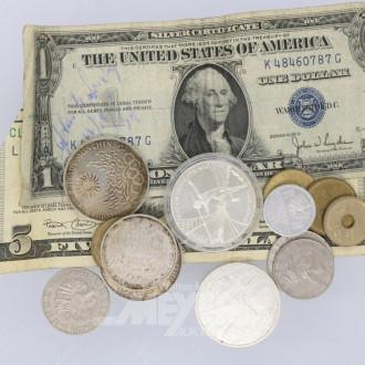 Posten div. Münzgeld u.a. 2 x 10 EURO,