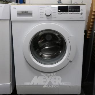 Waschmaschine SIEMENS IQ300