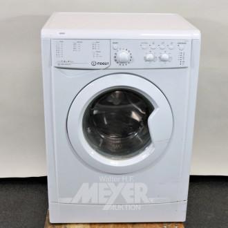 Waschmaschine INDESIT,