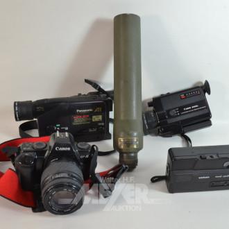 Posten Analoge Kameras, Diabetrachter