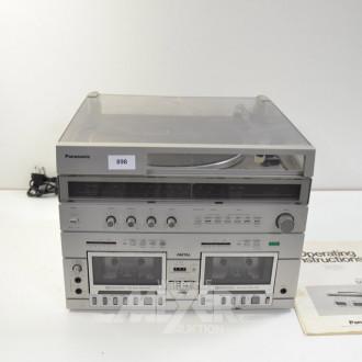 Kompakt- HiFi- Anlage ''Panasonic'':