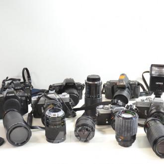 Posten Fotoapparate u. Objektive:
