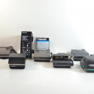 Posten Sofortbild-Kameras ''Polaroid''