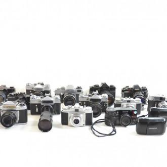 gr. Posten Fotoapparate